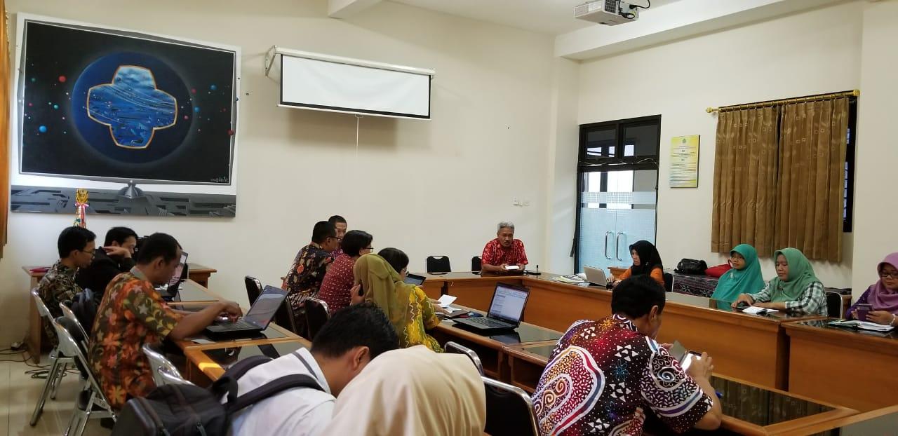 Rapat Koordinasi Persiapan PDS FKIP