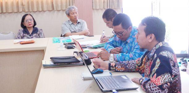 Rapat Koordinasi Penugasan Dosen di Sekolah (PDS) Tahun 2019