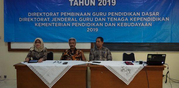 PELATIHAN GURU DAERAH KHUSUS (PGDK) PPG TAHUN 2019